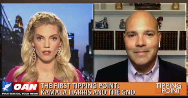 Daniel Turner Discusses the Disastrous Biden/Harris Energy Plan on Tipping Point