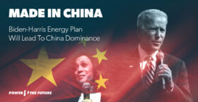 Made in China: Biden-Harris Energy Plan Will Lead to China Dominance