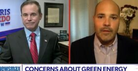 Daniel Turner Talks California Blackouts on Newsmax TV With Chris Salcedo