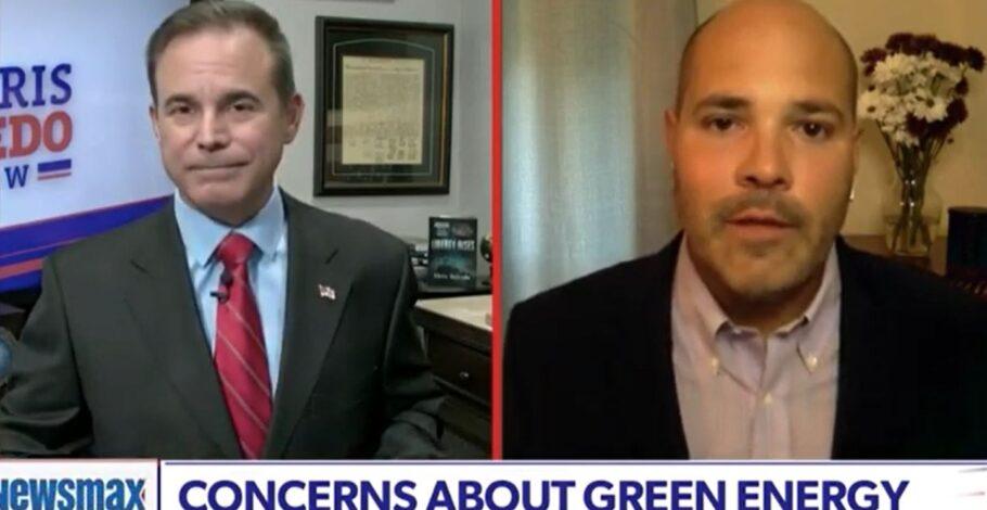 Daniel Turner Talks California Blackouts on Newsmax TV With Chris Salcedo
