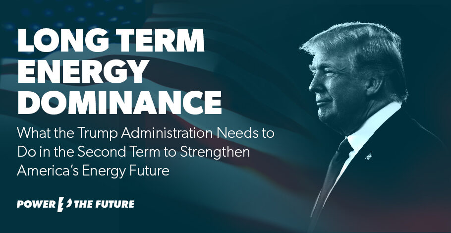 Study: 6 Steps for Long Term Energy Dominance