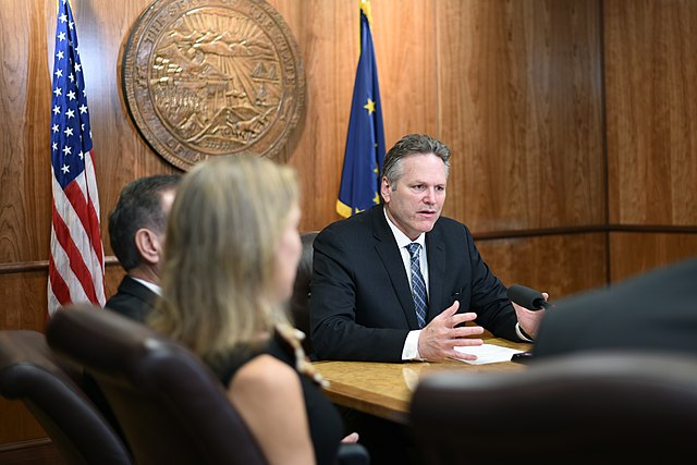 Alaska is Fortunate to Have Governor Dunleavy