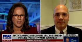 Daniel Turner Joins Fox Business to Discuss How Native Americans Are Standing Up to the Eco-Left