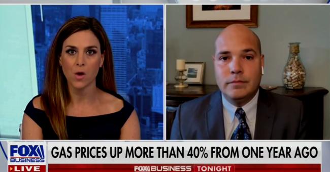 Daniel Turner Joins Fox Business to Discuss Biden's OPEC Hypocrisy