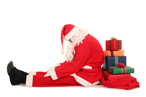 Will Alaskans See Santa's Bounty?  Possibly Not, if Global Shipping & Energy Crunch Doesn't Get Resolved